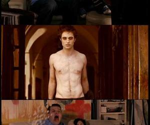 funny, edward cullen, and ugly image