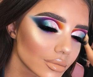 Cool Make-up art.......,✨