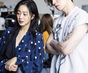 jo bo ah, korean, and lee dong wook image