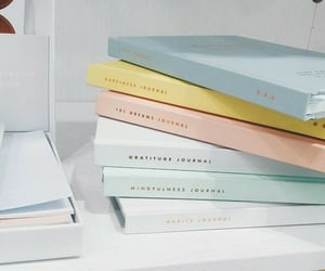 pastel, book, and aesthetic image