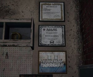 certificate, dystopian, and abandoned image