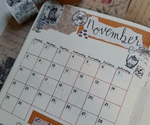 journaling, planning, and bullet journal image