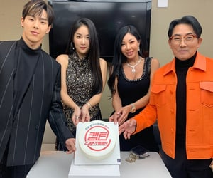 jessi, shownu, and soyou image