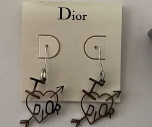 accessories, dior, and earring image