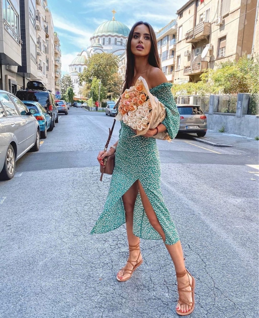 article, dress, and fashion image
