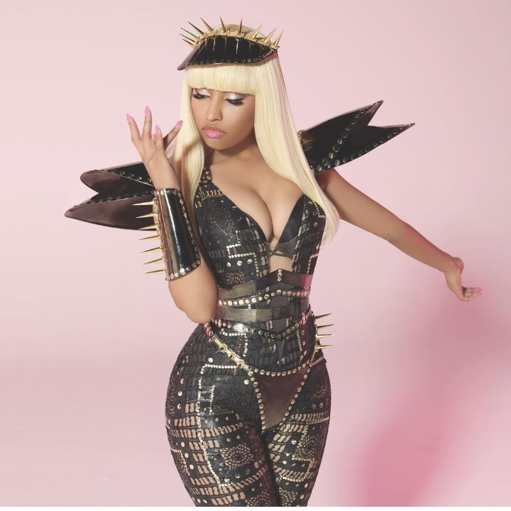 nicki minaj, barbie, and pink image
