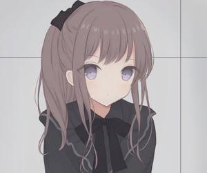 anime and égirl image