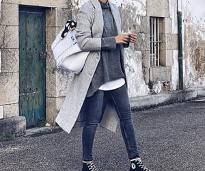 casual, style, and fashion image