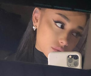 ariana grande, ariana, and positions image
