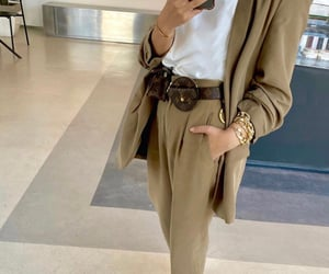 accessories, fashion, and layers image