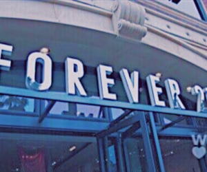 black, shop, and forever 21 image