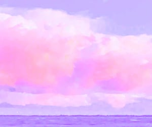 aesthetic, clouds, and layout image