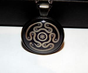 etsy, ancient greek, and goddess pendant jewelry image
