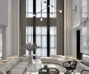 living room, luxury, and rich image