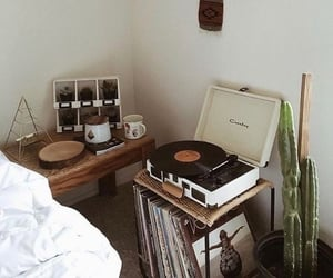 music, record, and vinyl image