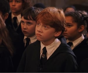 daniel radcliffe, ron weasley, and sorcerers stone image