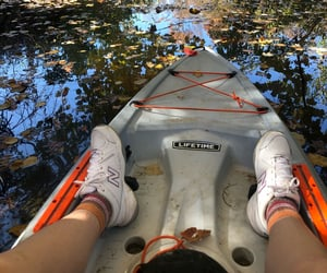 adventures, Hot, and kayak image
