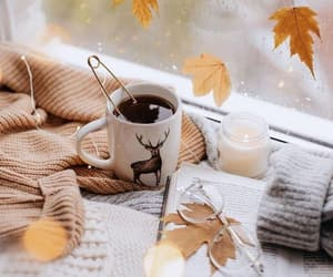 cozy and hygge image