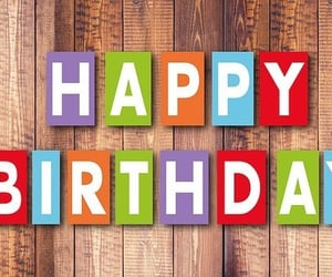 anniversary, b-day, and birthday image