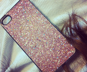 sparkling and iphone case image