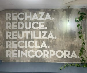 reduce, vida, and reciclaje image