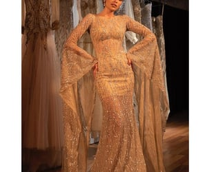 Couture, eveningdress, and royal image