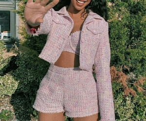 fashion, pastel aesthetic, and fall looks image
