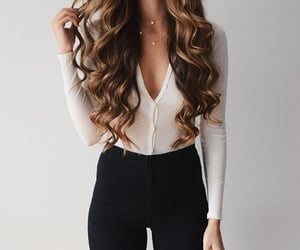 articles, fashion, and winter hairstyles image