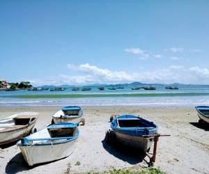 sea, beach praia, and mar image