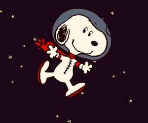 art, astronaut, and fun image
