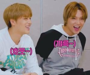 lq, haechan, and lee donghyuck image