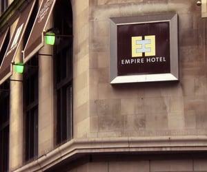 manhattan, newyork, and hotelempire image