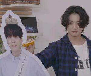 bts, min yoongi, and jeon jeongguk image