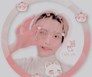 kawaii, kpop, and pink theme image
