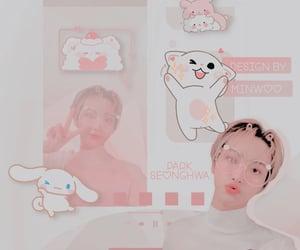 kpop, theme, and pink theme image