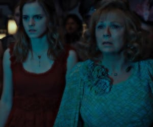 harry potter, hermione granger, and molly weasley image