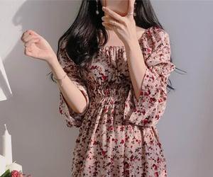 kfashion, korean fashion, and moda image