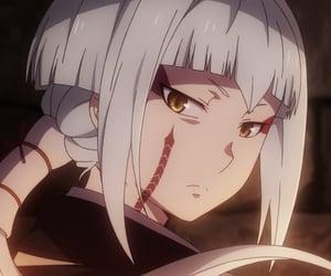 anime, icon, and white image