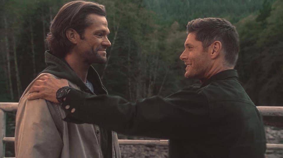 dean, Finale, and Sam image