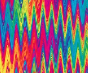 colors, multicolor, and rainbow image