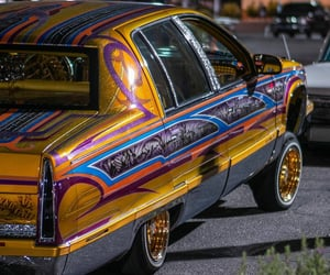 70s, automobiles, and cadillac image