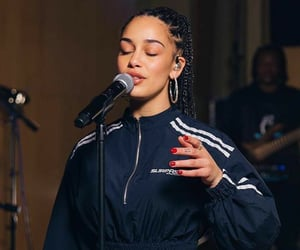 artists, singers, and jorja smith image