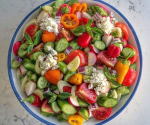 food, healthy, and nourriture image