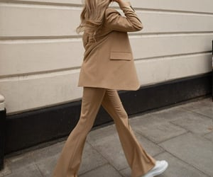 brown, chic, and fashion image