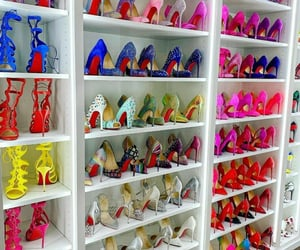colors and shoes image