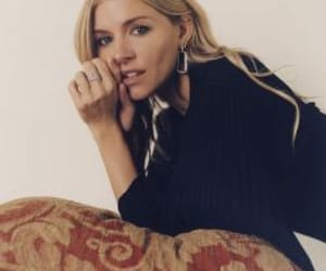editorial, fashion, and sienna miller image