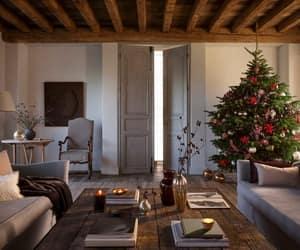 christmas, christmas decor, and Christmas time image