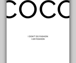 beauty, coco chanel, and editorial image