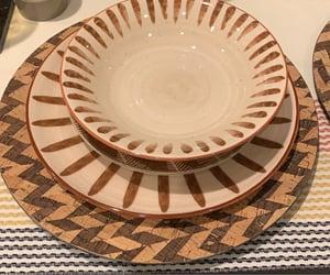 natural, pratos, and plates image