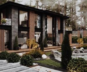 architecture, black, and design image